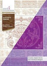 Quilter's Dream Anita Goodesign  Embroidery Machine Design CD NEW