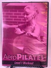 AeroPilates: Level 1 Workout (DVD, PreOwned)