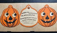 USA Halloween Party Invitation Card