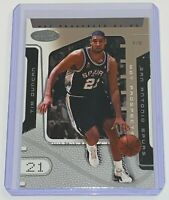 2002-03 Fleer NBA Hoops Hot Prospects Tim Duncan #24 NBA San Antonio Spurs Card