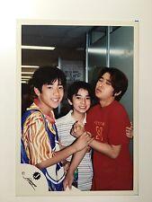 Arashi Junior Official Photo(Ohno+Nino+Jun)