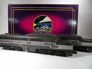 MTH Scale O New York Central PA AA Alco Set ( Upgraded to Proto 2.0 DCS ) # 4200