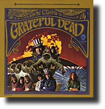 Grateful Dead - The Grateful Dead (Vinyl_LP_Album) (081227978167)