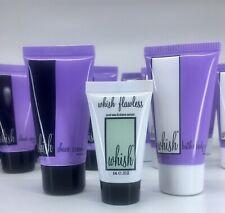 LOT 24 TUBES of WHISH Body Wash &  Bath Gel & Shaving Cream Flawless Serum Bath
