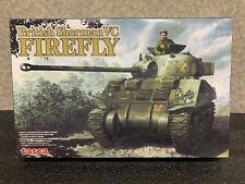 Tasca 35-009 British Sherman VC Firefly Tank 1:35 Scale Plastic Model Kit