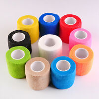 First Aid Medical Health Care Self-Adhesive Elastic Bandage Gauze Stretch Tape