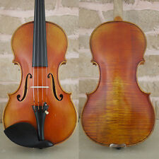 "Guarneri Del Gesu 1742 ""Lord Wilton"" Violin European Spruce Aubert bridge #524"