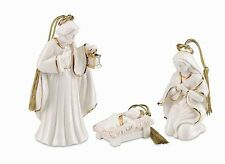 Lenox Nativity Holy Family 3 Piece Figurine Set NEW IN BOX!