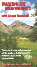 Walking the Wainwrights: With Stuart Marshall (Paperback), Marsha...