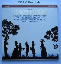 416 370-1 - MOZART - Le Noze Di Figaro VAN DAM / POPP - Ex 3 LP Record Box Set