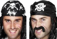 Polyester Pirate Costume Cloches