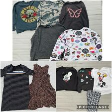 Girls Teen Trendy Bundle Outfits Age 9-10 Years, Designers