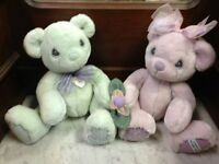 Precious Moments Century Circle Retailer Exclusive Love One Another Plush Bears