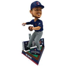 Kris Bryant Chicago Cubs 2016 World Series Final Out Bobblehead