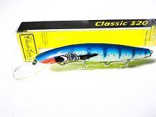 JM Gillies Classic 120mm 6m/20ft Color Blue