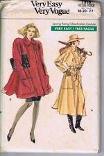 Vogue Patterns Sewing Coats/Jackets Media