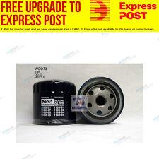 Wesfil Oil Filter WCO73 fits Peugeot 306 1.9 DT,1.9 SRDT