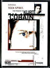 NIRVANA TEEN SPIRIT TRIBUTE KURT COBAIN DVD ALL REGIONS UNIQUE P/S SEALED!!!