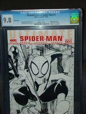 Marvel Ultimate Comics Spider-Man #1 Sketch Cover CGC 9.8