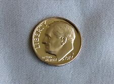 1977-S Roosevelt Clad Proof Dime Cameo