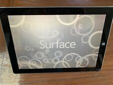 Microsoft Surface 3,Cracked Touch Screen,Works with USB Wireless Mouse/Keyboard.