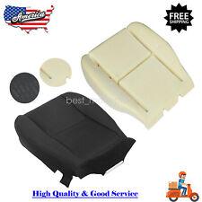 Driver Side Bottom Cloth Seat Cover+Foam Cushion For 07-14 Chevy Silverado 1500