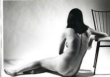 "F 113 # Photo Pin-Up Girl Erotico po Butt seno Busty nude NSI NU atto nuda ""Agfa"