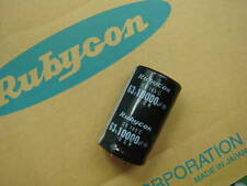 8pcs RUBYCON 10000uf 63V Snap-in Electrolytic Capacitor