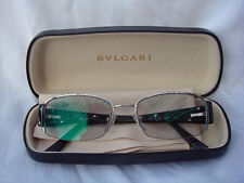 BVLGARI EYE GLASSES 2047B COLOR 102 PALLADIUM  Pre-owned
