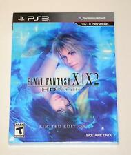 Final Fantasy X / X-2 HD Remaster Limited Edition ,PS3, BRAND NEW,SEALED