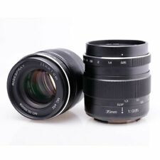 RISESPRAY 35mm f/0.95 Mark III Large Aperture Lens for M/cro4/3 m4/3 Mount Camer