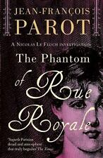 Phantom of Rue Royale (Nicolas Le Floch Investigation)