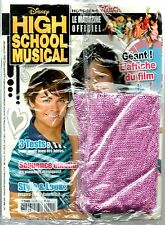 HIGH SCHOOL MUSICAL HORS SERIE n°1 + WITCH n°155 - POCHETTE PROMO CADEAU