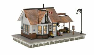 Woodland Scenics BR5852 The Depot - O Scale