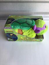 Pillow Pets Dream Lites Teenage Mutant Ninja Turtles - Donatello GLOWS