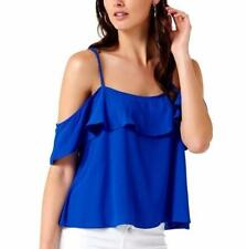 Viscose Forever New Machine Washable Solid Tops & Blouses for Women