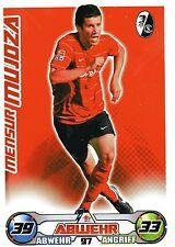97 Mensur Mujoza - SC Freiburg - TOPPS Match Attax 2009/2010