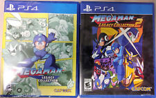 Mega Man Legacy Collection & Legacy Collection 2 (Sony PlayStation 4, 2016-17)