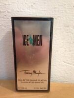 THIERRY MUGLER ICE MEN GEL AFTERSHAVE GLACIAL HOMME 100 ML SEALED DISCONTINUED!