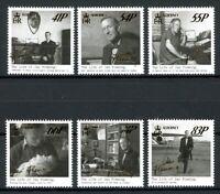 Alderney MiNr. 505-10 postfrisch MNH (A0719