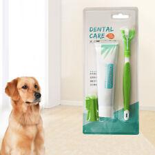 Eg _ Ke _ Animal Chien Chat Dentifrice Brosse à Dents Nettoyage Hygiène Buccal