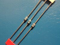 500mW 0.5W 2V~43V Zener Diodes BZX5 Voltage Regulator Dioders Many Voltages