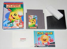 Nintendo NES, PAC-MAN [#2] (Complete w/ Manual) CIB Boxed