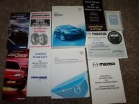 2007 Mazda3 Mazda 3 Owner Operator Manual User Guide i s Sport Touring Grand