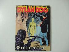 Dylan Dog - Il Bosco Degli Assassini N° 70  Anno 1992 Fumetto