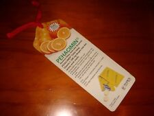 Indonesia, PHAPROS Vintage Paper Bookmark, used