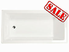 Bathroom Direct BOSTON 1800mm Insert Drop In Bathtub Bath Tub