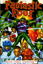 FANTASTIC FOUR: INTO THE BREACH TPB (2001 Series) #1 Very Good