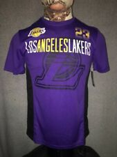 Lebron James Los Angeles Lakers Purple Nba Jersey Shirt Size S, M, And Xl