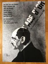 L'age d'or / Das goldene Zeitalter (Kinoplakat/Filmplakat '84) - Luis Bunuel